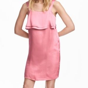 NWT H&M pink dress